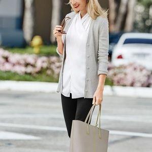 Cabi 'Shirttail' Cardigan Sweater NWOT
